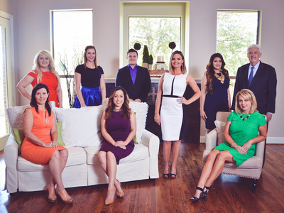 Fort Worth Corporate Branding Session with Kelly Stark Photography