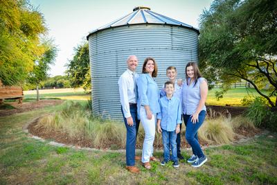 Fort Worth Family Portraits
